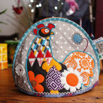 Chicken tea cosy - Rachel AInley